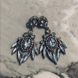 Icy earrings